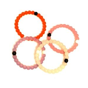 Bundle of 4 Lokai Bracelets